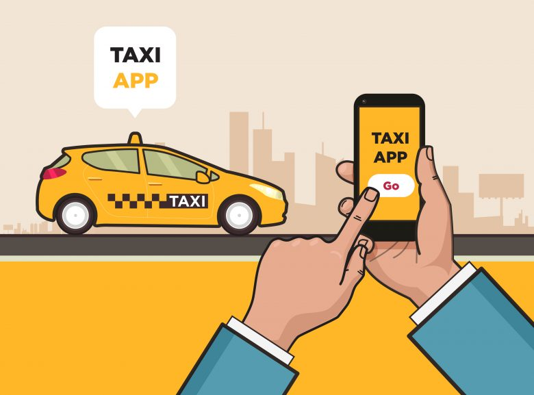 ride hailing apps
