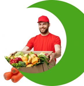 grocery delivery business